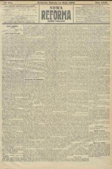 Nowa Reforma (numer poranny). 1910, nr216