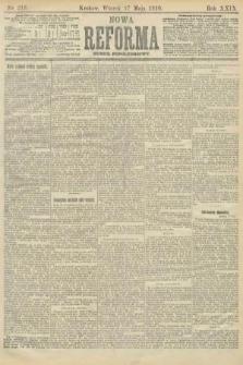 Nowa Reforma (numer popołudniowy). 1910, nr219