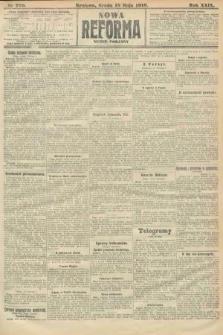 Nowa Reforma (numer poranny). 1910, nr220