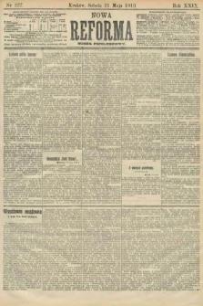Nowa Reforma (numer popołudniowy). 1910, nr227