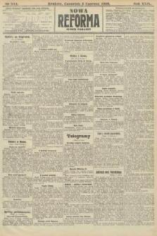 Nowa Reforma (numer poranny). 1910, nr244
