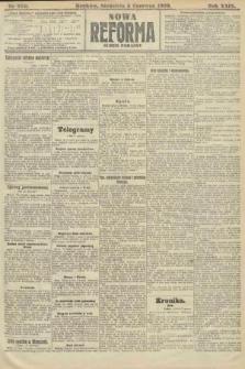 Nowa Reforma (numer poranny). 1910, nr250