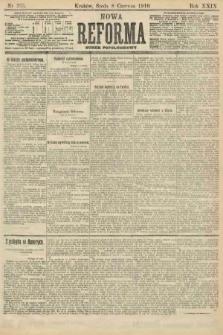 Nowa Reforma (numer popołudniowy). 1910, nr255