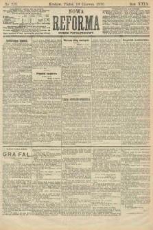 Nowa Reforma (numer popołudniowy). 1910, nr259