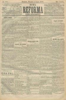 Nowa Reforma (numer popołudniowy). 1910, nr299