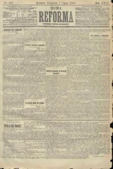 Nowa Reforma (numer popołudniowy). 1910, nr303