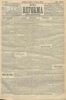 Nowa Reforma (numer popołudniowy). 1910, nr305