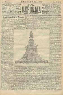 Nowa Reforma (numer popołudniowy). 1910, nr317