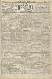 Nowa Reforma (numer popołudniowy). 1910, nr354