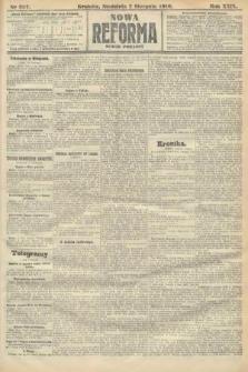 Nowa Reforma (numer poranny). 1910, nr357