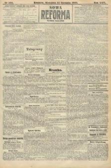 Nowa Reforma (numer poranny). 1910, nr369