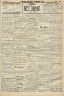 Nowa Reforma (numer poranny). 1910, nr401