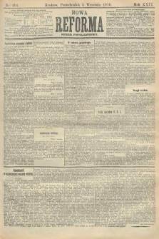 Nowa Reforma (numer popołudniowy). 1910, nr404