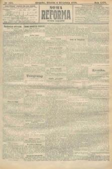 Nowa Reforma (numer poranny). 1910, nr405