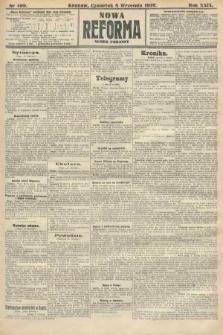 Nowa Reforma (numer poranny). 1910, nr409