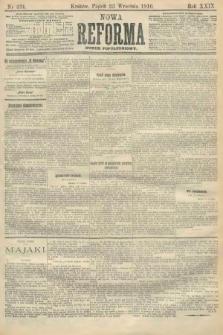 Nowa Reforma (numer popołudniowy). 1910, nr434