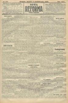 Nowa Reforma (numer poranny). 1910, nr463