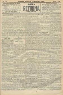 Nowa Reforma (numer poranny). 1910, nr489
