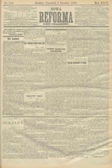 Nowa Reforma (numer popołudniowy). 1910, nr550