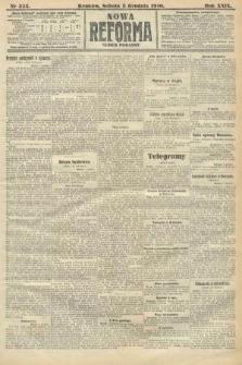 Nowa Reforma (numer poranny). 1910, nr553