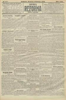 Nowa Reforma (numer poranny). 1910, nr557