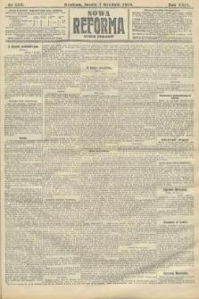 Nowa Reforma (numer poranny). 1910, nr559