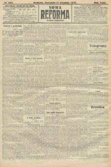 Nowa Reforma (numer poranny). 1910, nr565