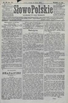 Słowo Polskie (wydanie poranne). 1908, nr69