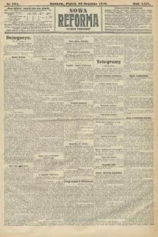 Nowa Reforma (numer poranny). 1910, nr594