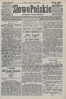 Słowo Polskie (wydanie poranne). 1908, nr217