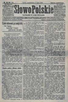 Słowo Polskie (wydanie popołudniowe). 1908, nr311