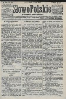 Słowo Polskie (wydanie poranne). 1908, nr330