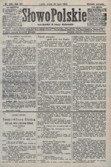 Słowo Polskie (wydanie poranne). 1908, nr350