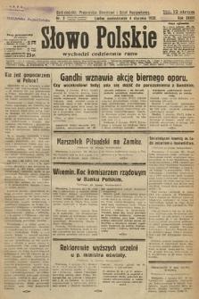 Słowo Polskie. 1932, nr2