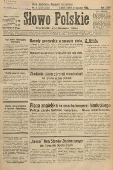 Słowo Polskie. 1932, nr6