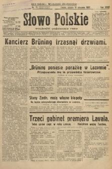 Słowo Polskie. 1932, nr15