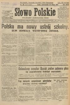 Słowo Polskie. 1932, nr59