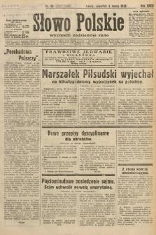Słowo Polskie. 1932, nr62