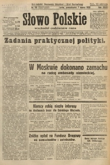 Słowo Polskie. 1932, nr66