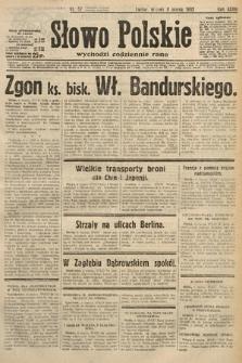 Słowo Polskie. 1932, nr67