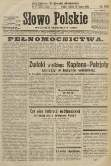 Słowo Polskie. 1932, nr71