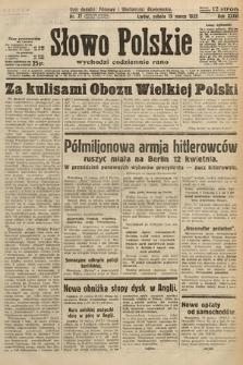 Słowo Polskie. 1932, nr77