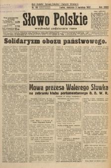 Słowo Polskie. 1932, nr90