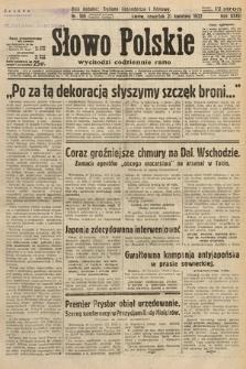Słowo Polskie. 1932, nr108
