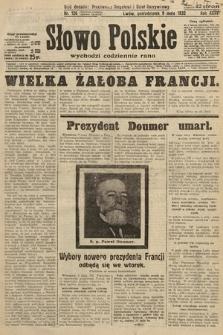 Słowo Polskie. 1932, nr126
