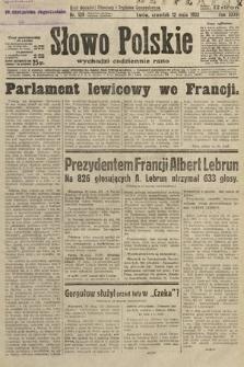 Słowo Polskie. 1932, nr129