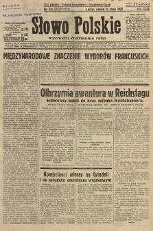 Słowo Polskie. 1932, nr131