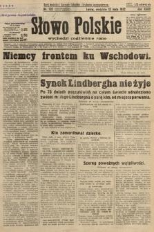 Słowo Polskie. 1932, nr132
