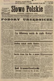 Słowo Polskie. 1932, nr133