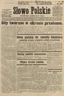Słowo Polskie. 1932, nr142